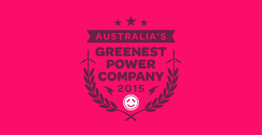 Still Australia's Greenest Power Company