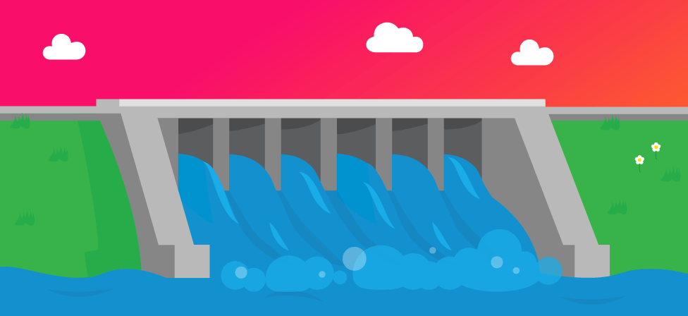 What do power and water have in common? Hydropower facts