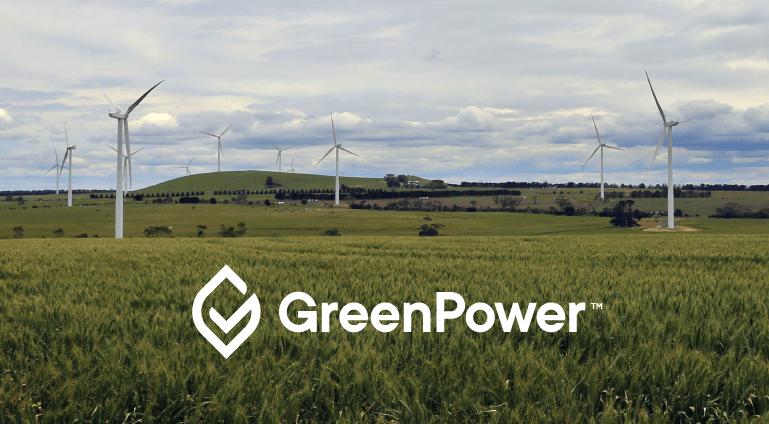 GreenPower Australia. Green power energy